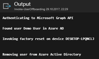 Unattended authentication against the Microsoft Graph API