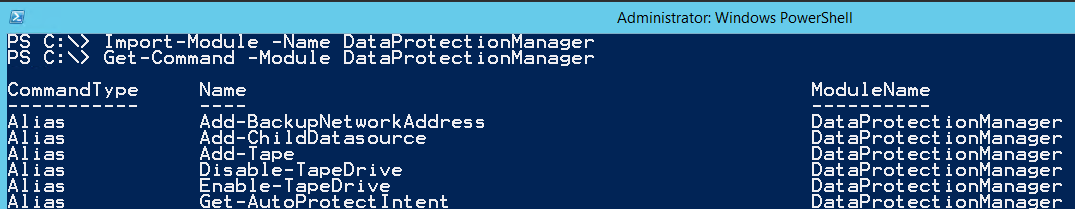 Announcing the Data Protection Manager Community Extensions